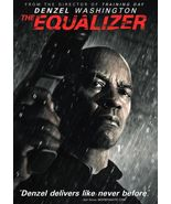 The Equalizer (DVD, 2014, Includes Digital Copy Ultraviolet) - €9,71 EUR