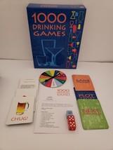 Drinking Game 1,000 Classic Board Card Dice Games Fun Easy Gag Gift 1000... - $7.91