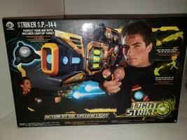B15 Wow Wee Light Strike Laser Tag Electronic Striker Pistol S.P.- 144. - $50.48
