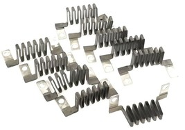 LOT OF 10 GENERIC MICRON 37 HEAT SINKS FOR POWER MODULES