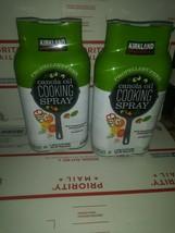 Kirkland Signature Canola Oil Cooking Spray Net 28 oz.,  2 pack (4 bottles) - $14.69