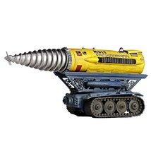 Revoltech Sfx 050 Thunderbird The Mole Not To Scale ABS - $49.00