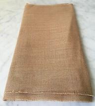 "Tan Linen 18 Count Aida Cross Stitch Fabric - 13"" x 55"" - $28.45"