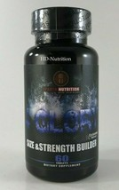 Sparta Nutrition 4 GLORY BRUTAL 4ce, Size Strength Builder, 60 Cyclosome... - $64.99