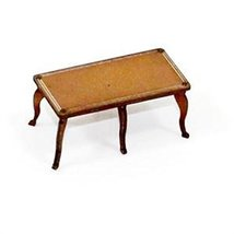 4Ground 28mm Furniture: Light Wood Table (A)