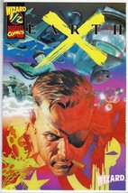 Earth X (2000)  Issue #1/2 NM+ Wizard Special Edition Marvel Comics - $14.95