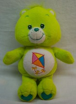 "Care Bears Bright Green Do -YOUR-BEST Bear 10"" Plush Stuffed Animal Toy - $18.32"