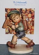 """The Little Architect"" Goebel Hummel Figurine #410/I TMK7 1st Issue With Box! - $203.69"