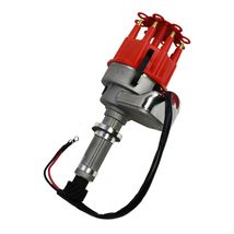 Holden Ready to Run R2R Distributor V8 253 304 308 Red Cap image 6