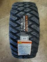 35X12.50R17LT Maxxis RAZR M/T 121Q 10PLY LOAD E (SET OF 4) - $1,059.99