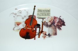 Aim Gifts Music Upright Bass Saxophone Cup and Saucer Set Comes in Gift Box image 5