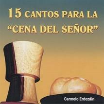 15 Cantos para la Cena del Señor (CD) image 1
