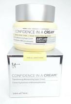 It Cosmetics Confidence Cream Transforming Moisturizing Super Cream 2oz ... - $26.72