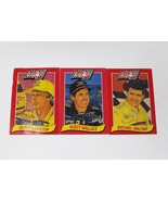 1993 Stove Top Stuffing Mix Nascar Trading Cards - 3 Card Lot - $5.69
