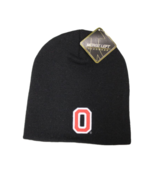 Ohio State Adult Unisex Black Embroidered Beanie, One Size - $9.89
