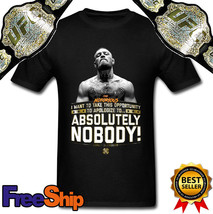 Conor McGregor UFC MMA Notorious Graphic T shirt Boxing Tee I Dont Give ... - $16.97