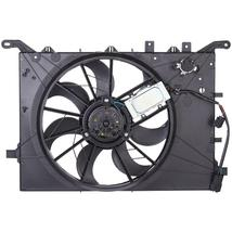 RADIATOR & A/C FAN ASSEMBLY VO3115104 FITS 99 00 VOLVO S80 T6 L6 2.8L L6 2.9L image 5