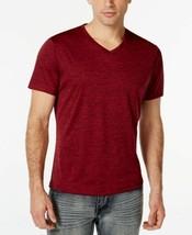 Alfani Ethan Performance Men's T-Shirt Medium Red #606 - $24.99