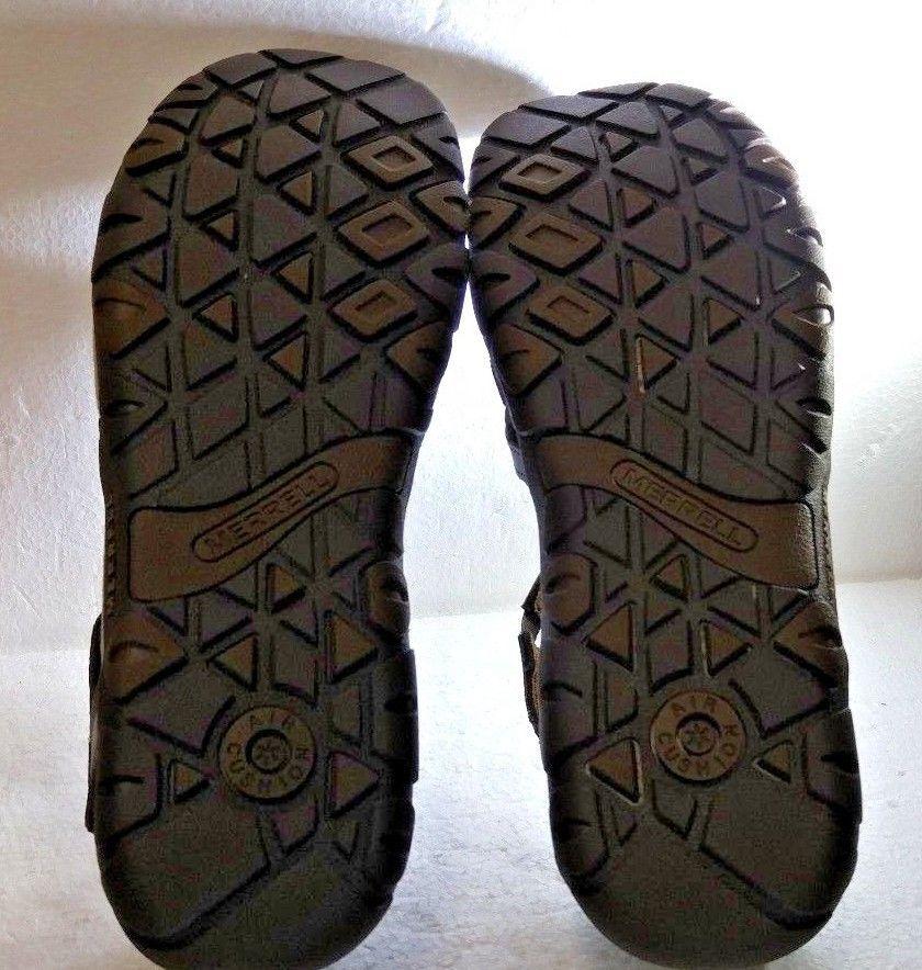 Merrell Women's, Sandspur Delta Wrap Sandals, Bracken, Size 9, J343128C