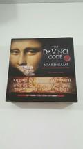 Vintage THE DA VINCI CODE BOARD GAME 2006 (New open Box) - $28.20
