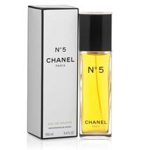 CHANEL N°5 Eau De Toilette Spray, NiB Authentic - 1.7 oz. or 3.4 oz. - $105.00+