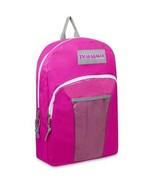 Trailmaker 17 Inch Girls 3 Pocket Backpack - $9.85