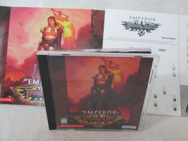 Emperor of the Fading Suns, 1996 PC Computer Game with Game Book and more - $19.80