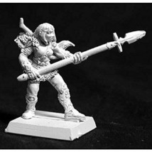 Artemis Mercenaries Sergeant Miniature 25mm Heroic Scale Warlord Reaper Miniat.. - $7.44