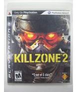 Killzone 2  (Sony Playstation 3, 2009) - $8.34
