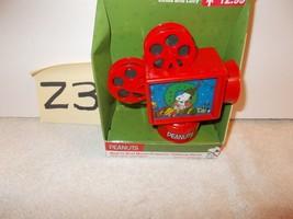 Disney Peanuts Music Movie Projector Christmas Animated Centerpiece - $14.99