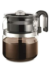 Medelco 1-PK008-BL 8 Cup Glass Stovetop Percolator - $19.13