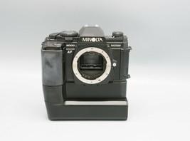 Minolta Maxxum 9000 AF 35mm SLR Film Camera, MD-90 Motor, Program Back S... - $220.00