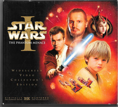 Star Wars - Episode I The Phantom Menace VHS - $10.00
