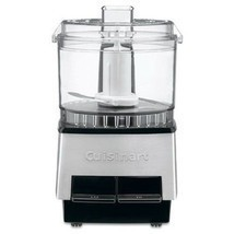 Cuisinart DLC-1SS Mini-Prep Processor Brushed Stainless Steel NEW IN SEA... - $60.38