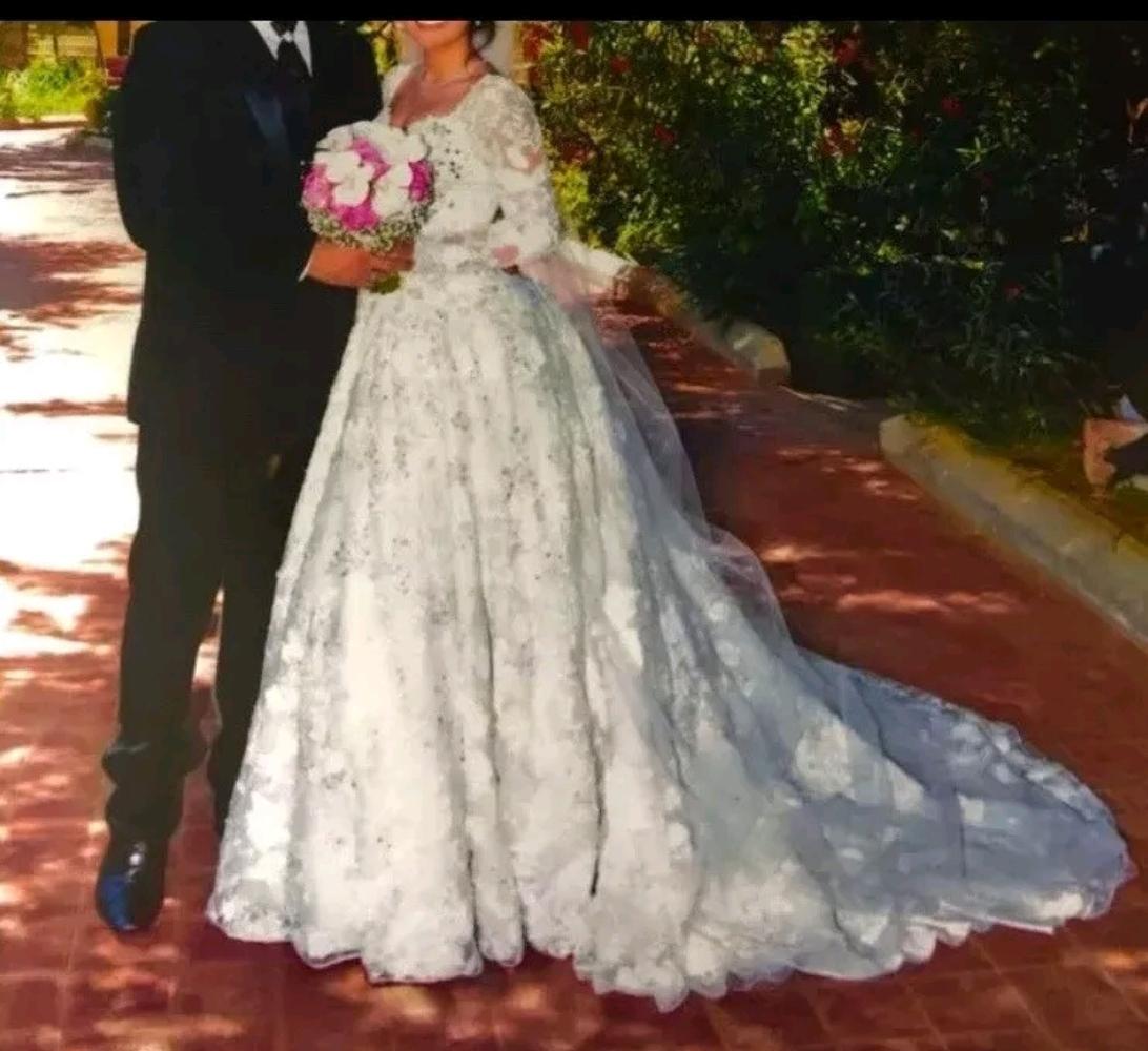YSA MAKINO WEDDING DRESS