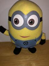 """Minion Plush Despicable Me Plush Doll 6"""" Thinkway Toys - $9.90"""