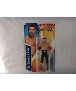 WWE SAMI ZAYN ACTION FIGURE 2014  MATTLE    NEW IN PACKAGE - $14.80