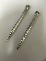 Vintage Wahl/Eversharp & Superite  Sterling Silver Mechanical Pencils Lo... - $37.13