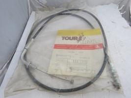 NOS TOUR AND TRIAL KAWASAKI 1976-79 KZ750 THROTTLE CABLE PN 54012-125 - $23.33