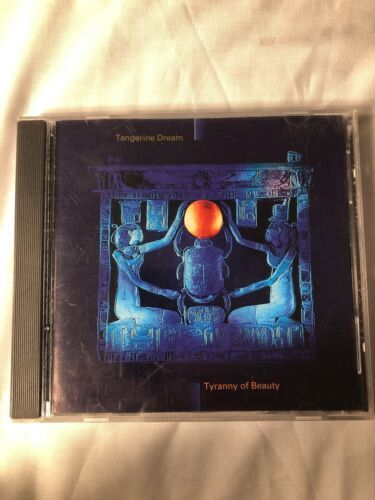 Primary image for Tangerine Dream ◉ Tyranny of Beauty ◉ (CD) ◉ 1995, Miramar Label
