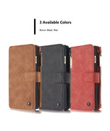 Leather wallet FLIP MAGNETIC BACK cover Case For Apple iPhone 6s Plus /  6 plus - $100.66