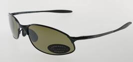 Serengeti Monza Shiny Black / 555nm Polarized Sunglasses 6817 - $187.11