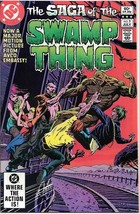 The Saga of Swamp Thing Comic Book #3 DC Comics 1982 NEAR MINT NEW UNREAD - $3.99