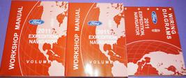 2011 Ford Expedition & Lincoln Navigator Riparazione Servizio Shop Manua... - $74.35