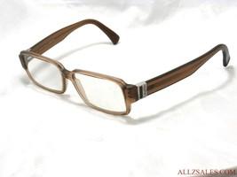 Calvin Klein CK 844 Unisex Prescription Eyeglasses Frame. Dark Toffee #798 - $40.05