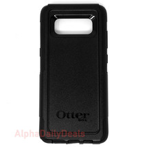 Otterbox Commuter Samsung Galaxy Note8 Protective Case Black - $17.99