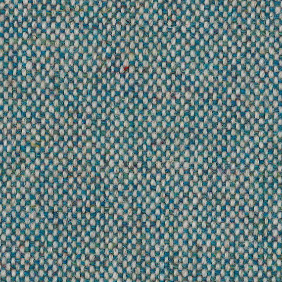 6.75 yds Camira Upholstery Fabric Main Line Flax Bayswater Blue MLF24 PS