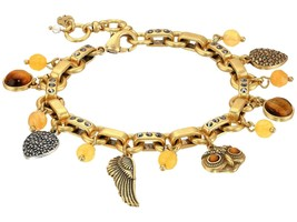 AUTHENTIC Lucky Brand Owl Charm Bracelet NWT - $18.21