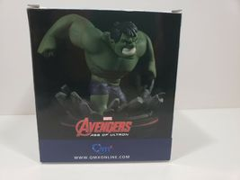 The Hulk QMX Q Fig, Marvel Avengers Age of Ultron, New Open box image 3