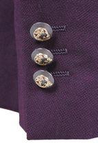 Versace Collection Men's Purple Notch Lapel Sports Coat Blazer Jacket NWT image 5